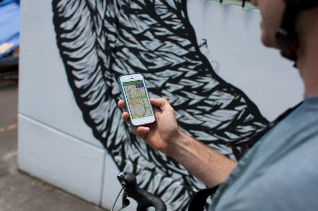 New bicycle tracking and route feedback app launched in Austin