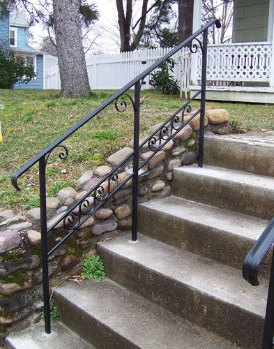 Best Decorative Wrought Iron Railing Iron Railing Wrought 400 x 300