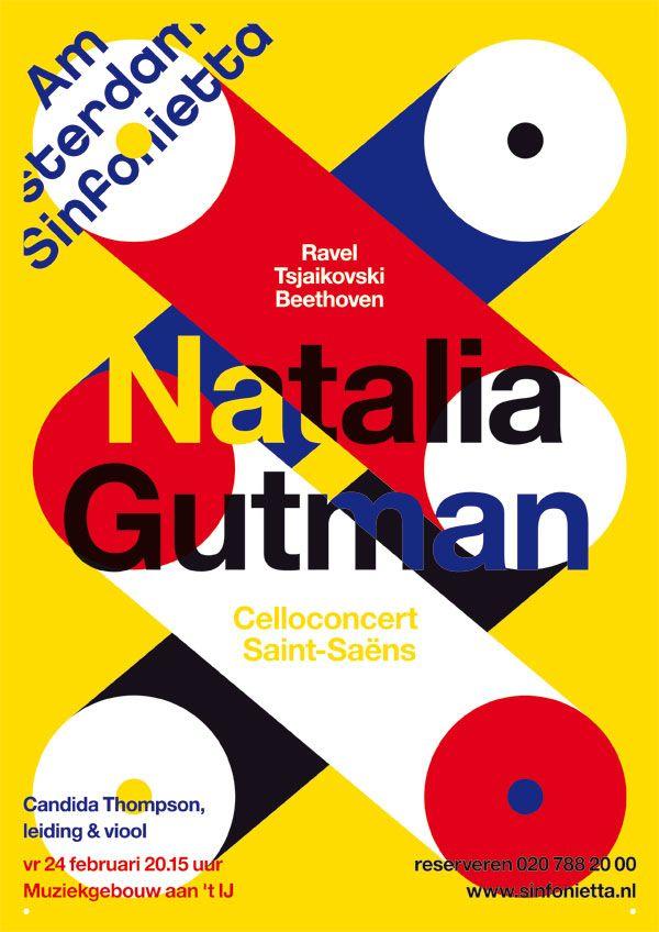 Studio Dumbar Seoul South Korea Rotterdam The Netherlands Typographic Poster Graphic Design Agency Poster Design
