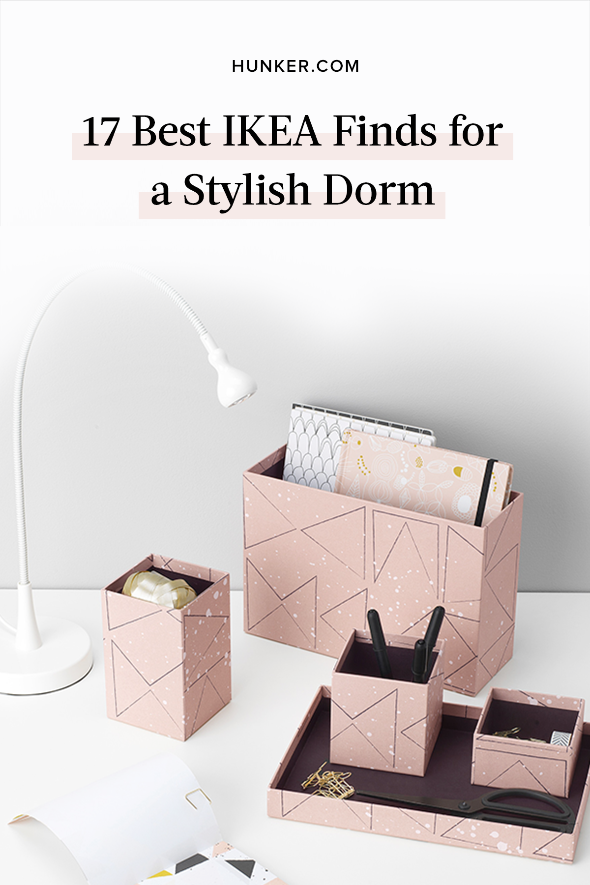 Ikea Dorm Room Ideas: 17 Best IKEA Finds For A Stylish Dorm In 2019