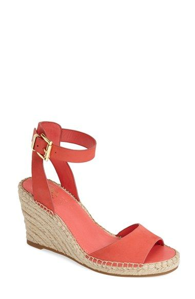 562ce93b064 Vince Camuto  Tagger  Espadrille Wedge Sandal (Women) at Nordstrom.com. A  jute-wrapped wedge