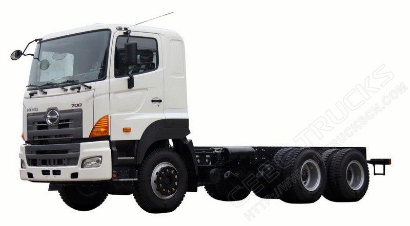 Hino Dumper Tipper Truck Hino 25ton Dump Truck