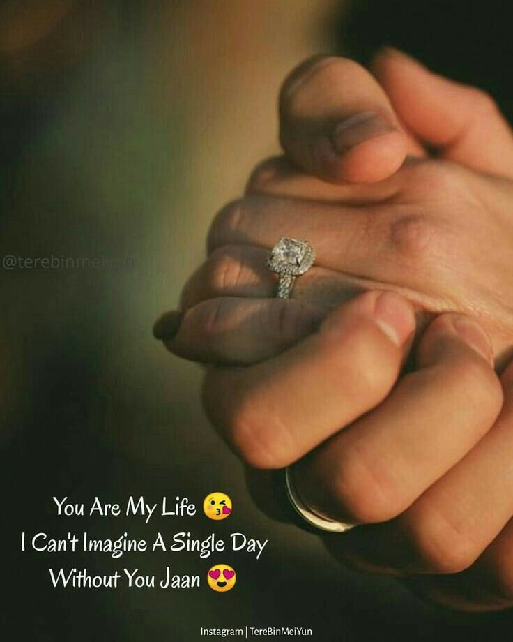 i can't imagine my life without u
