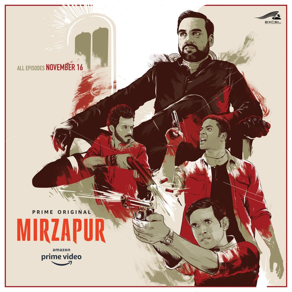 MIRZAPUR | Random! in 2019 | Full movies download, Hollywood action