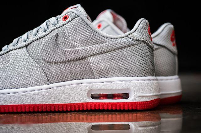 Nike Air Force 1 Low Elite JCRD Wolf Grey Volt | Nike