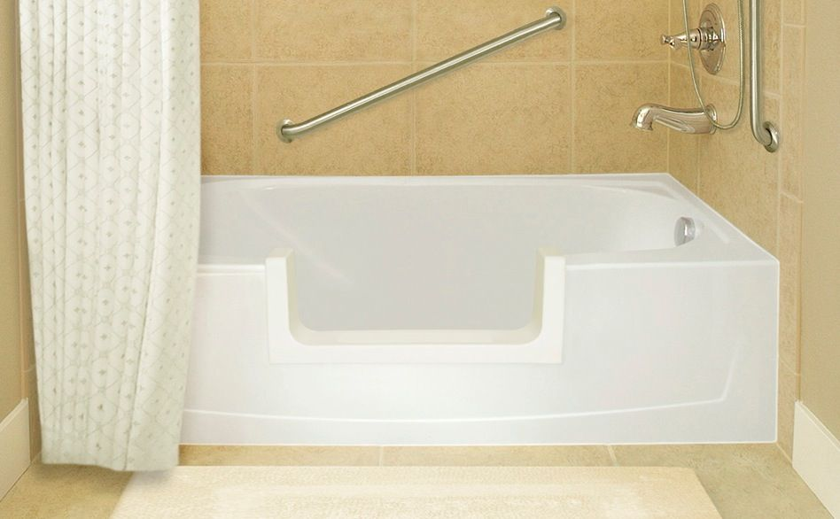 bathtubs | Step in Bathtubs | step in bathtubs with shower. For when ...