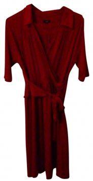 Talbots Colla Wrap Dress $16