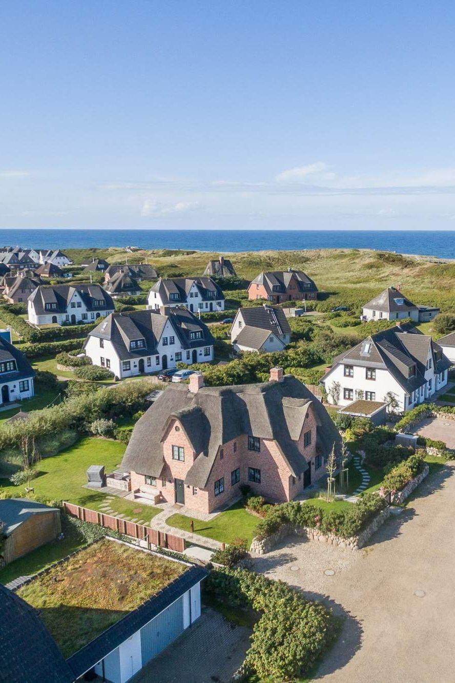 Ferienhäuser Dänemark am Henne Strand Reiseziele Dänemark Pinterest