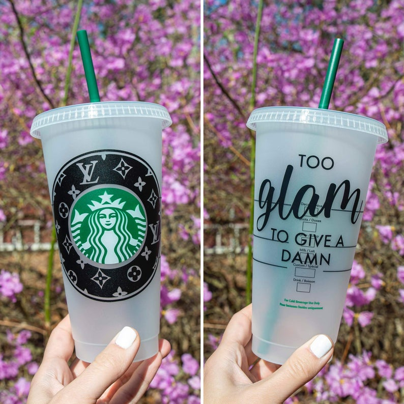 This Item Is Unavailable Etsy In 2020 Starbucks Diy Custom Starbucks Cup Personalized Starbucks Cup