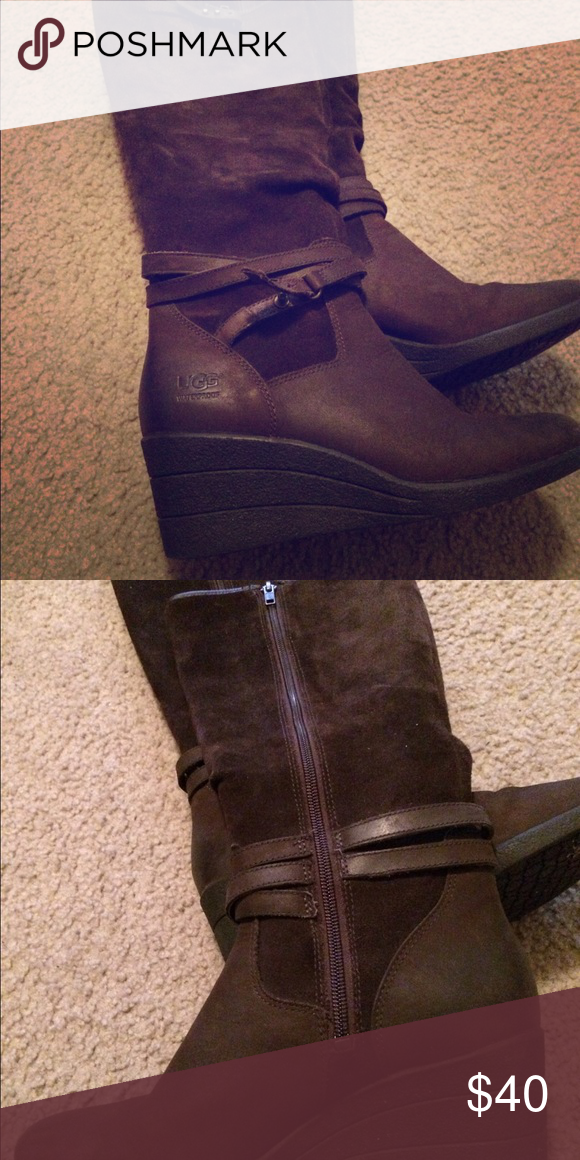 Ugg boots size 8 Ugg boots size 8 super comfy UGG Shoes Winter & Rain Boots