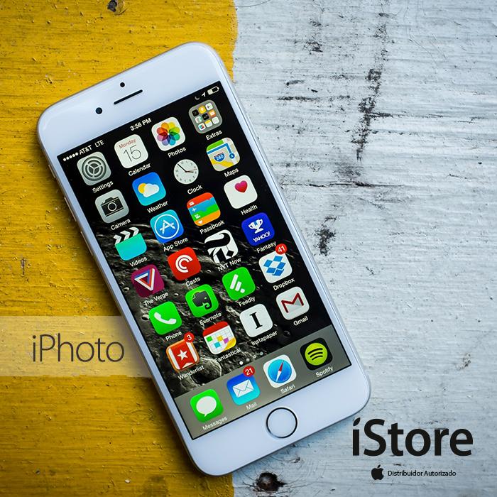 Anímate y comparte tus mejores #iPhoto Visita iStore Multiplaza