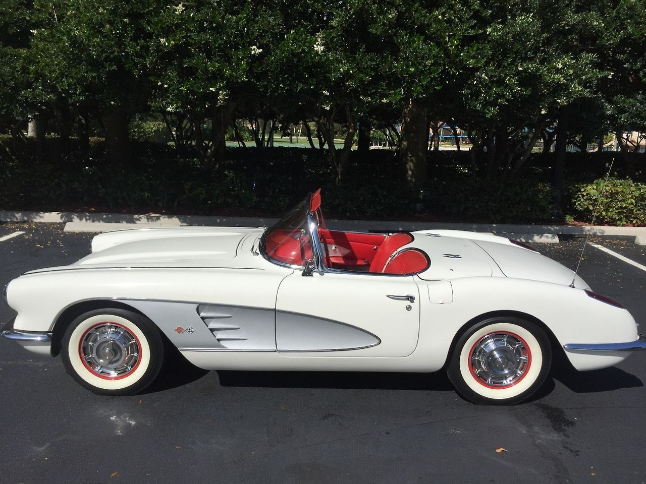 1960 Chevy Corvette Chevrolet Corvette Corvette Classic Cars