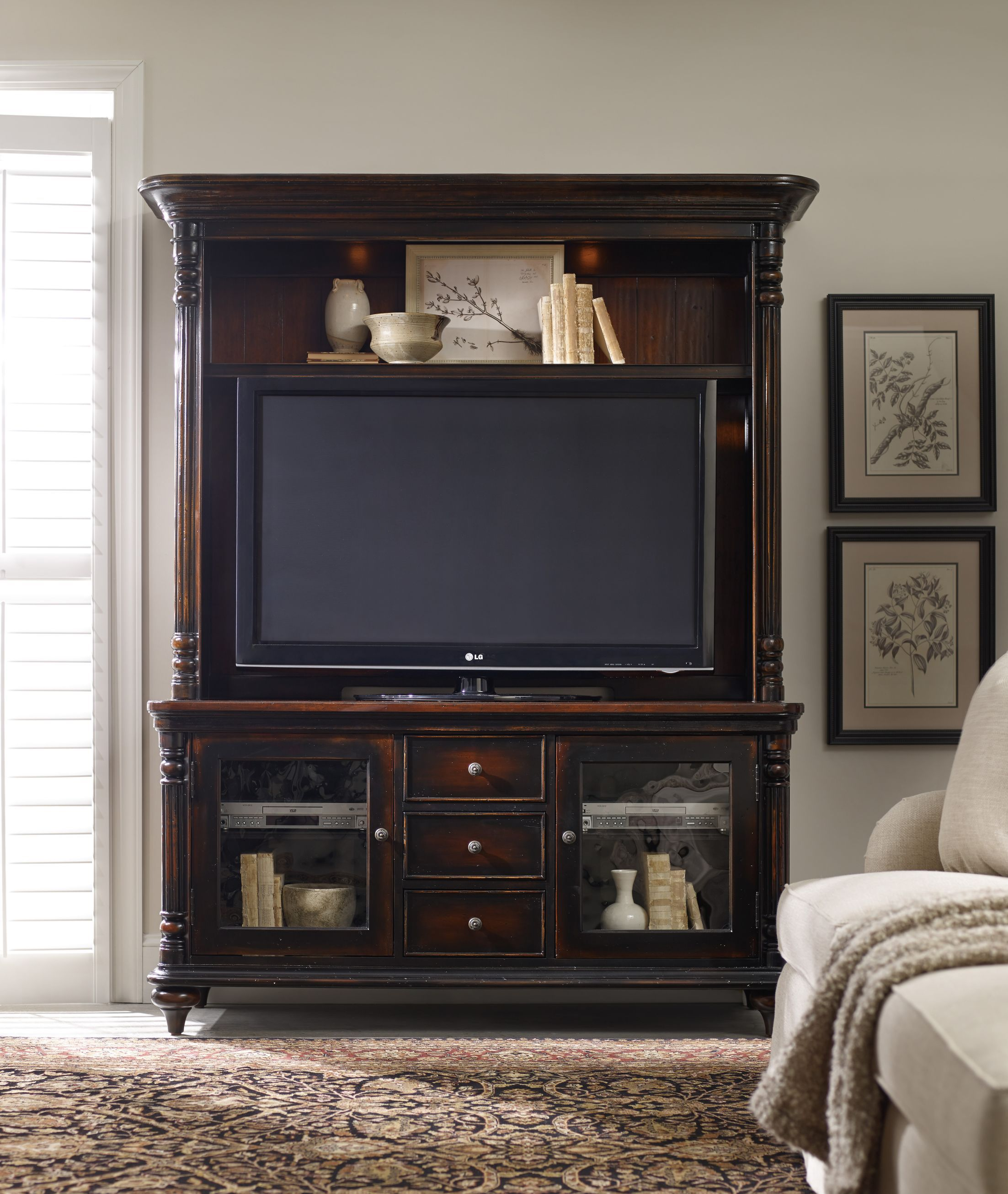 Eastridge tv stand for the home pinterest tv stands and hooker