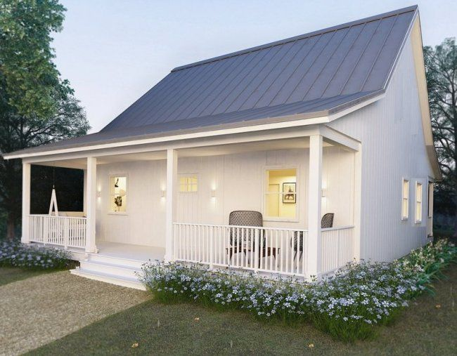 2 bedroom cottage affordable aust kit homes not so for Modular granny flat california