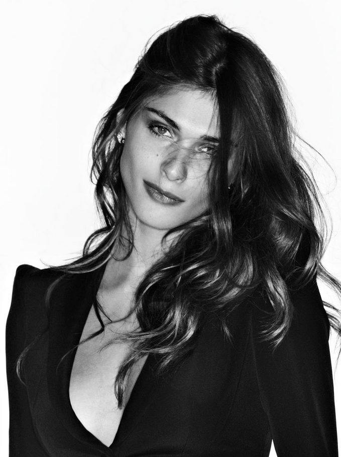 Elisa Sednaoui: The Friday Muse: Elisa Sednaoui.  A mix of Italian, French and Egyptian descent, Elisa ...