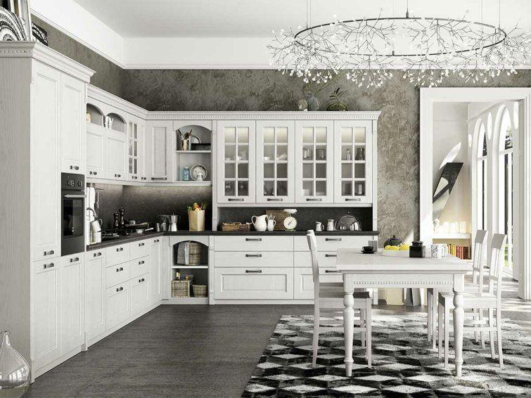 Shabby Chic Cucine : Cuisine shabby chic un décor moderne et romantique 意向空间