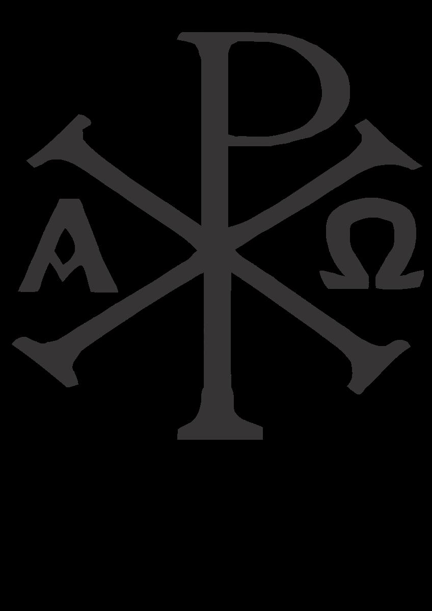 File Chi Rho Svg Wikimedia Commons Christian Symbols Chi Rho Tattoo Old School Tattoo Designs