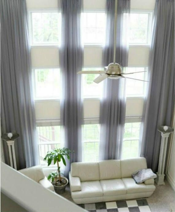 20 Wide Curtain Panels