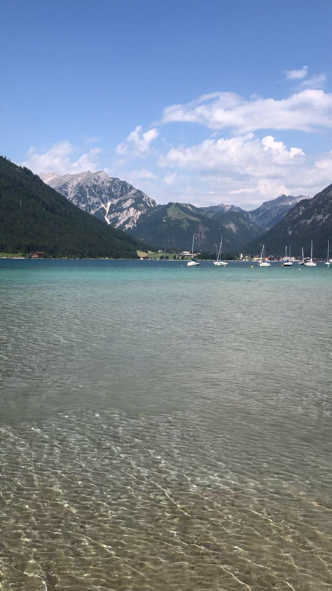 Achensee in Tirol #photosofnature