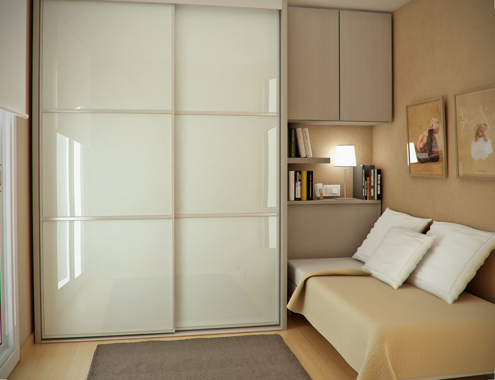 Wardrobe Design For Small Room