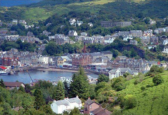 Oban, Argyll and Bute, Scotland.