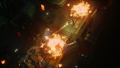 New Games RUINER (PC, PS4, Xbox One, Nintendo Switch) in