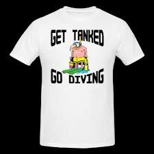 funny diving t shirts - Google Search