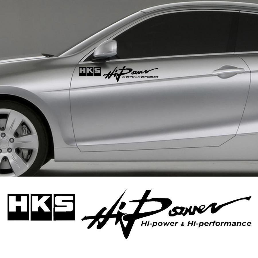 Honda Motor Sports Decal Sticker Hks Sports Decals Honda Motors Motorsport [ 900 x 900 Pixel ]