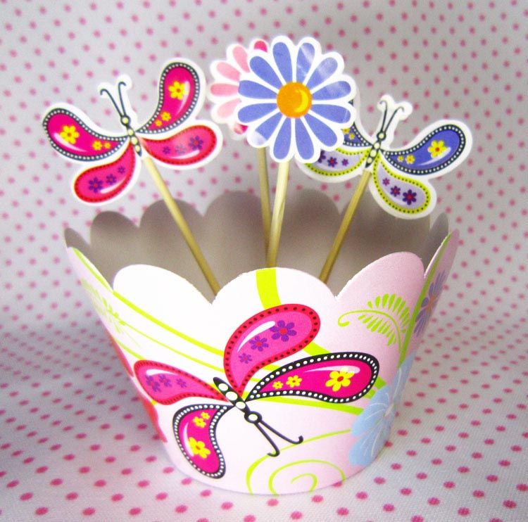 Birthday Party Decorations Ideas Butterfly Bi