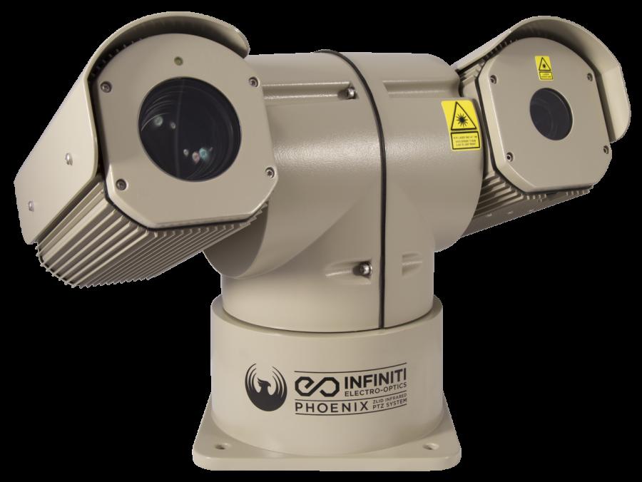 Infiniti Electro Optics Extreme Long Range Surveillance