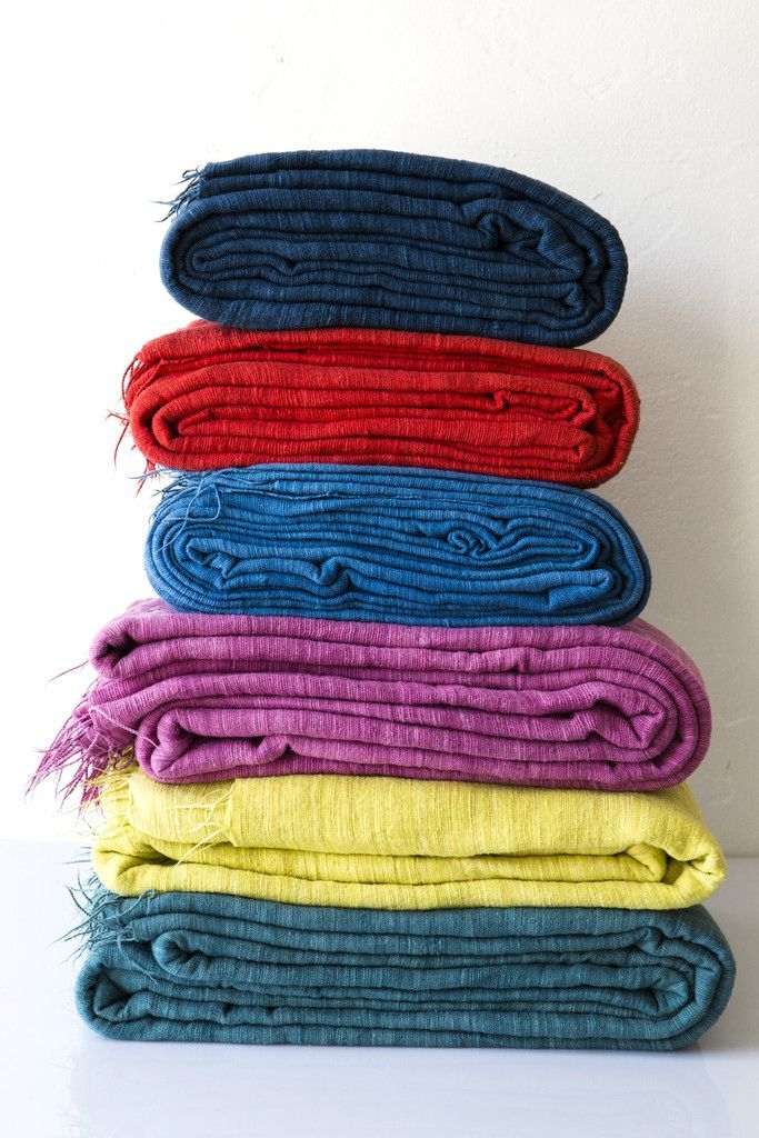 Last Minute Holiday Gift Ideas-  Sammy Cotton Gabi Blanket, $185, avail at Lost & Found