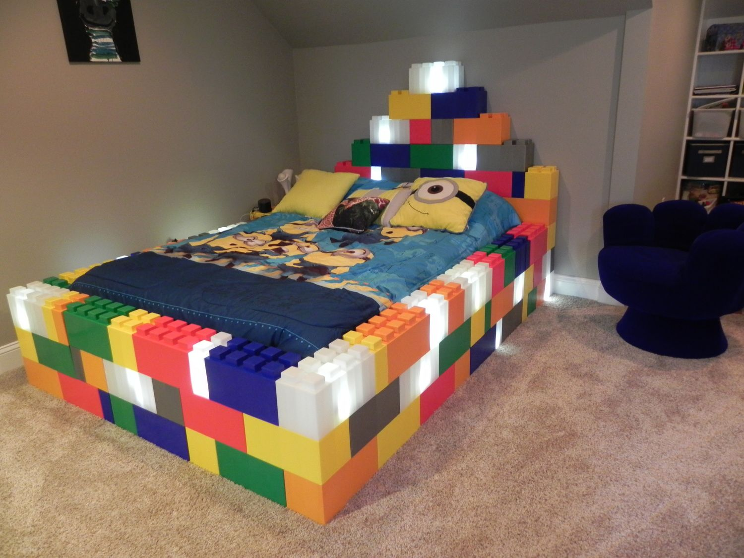 Build Amazing Things With Everblock Systems Kids Rooms Pinterest
