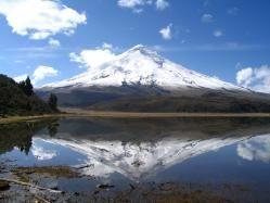 Volcán Cotopaxi (Ecuador)