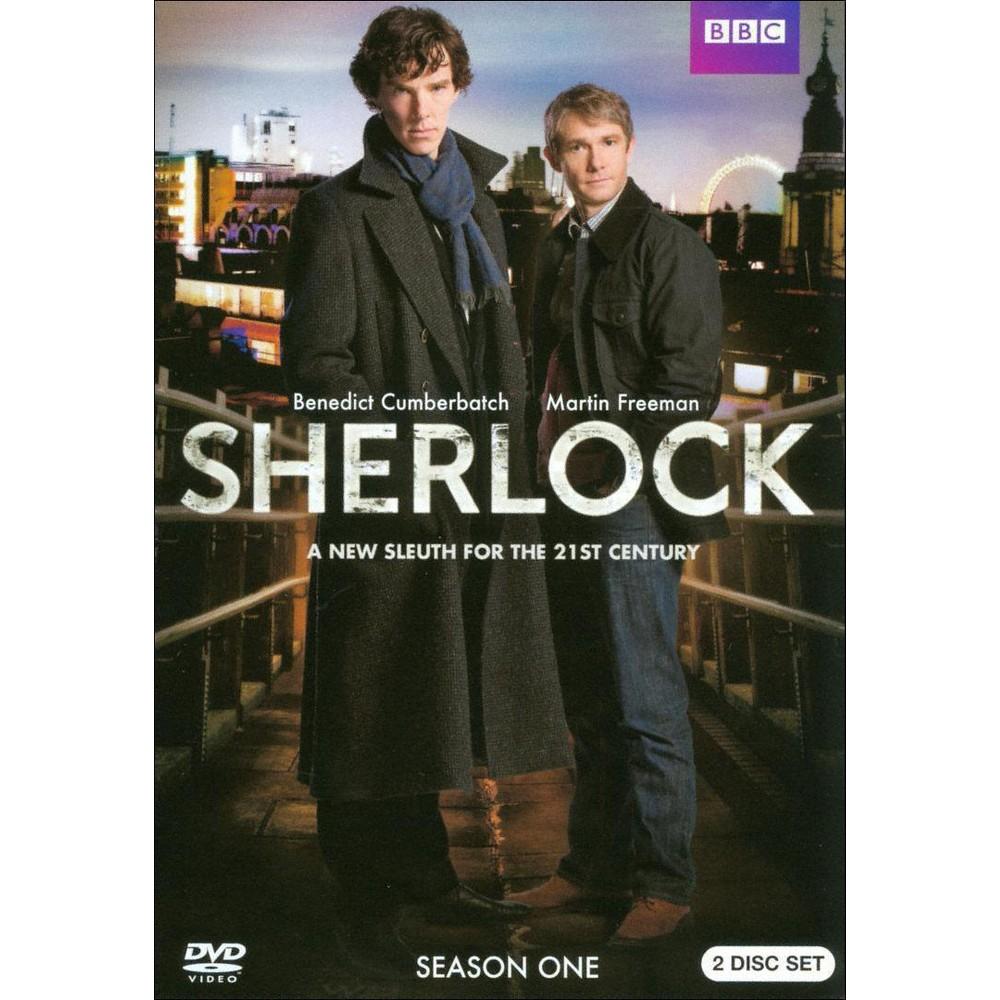 Sherlock Season One Dvd In 2021 Sherlock Season Sherlock Tv Sherlock Season 1