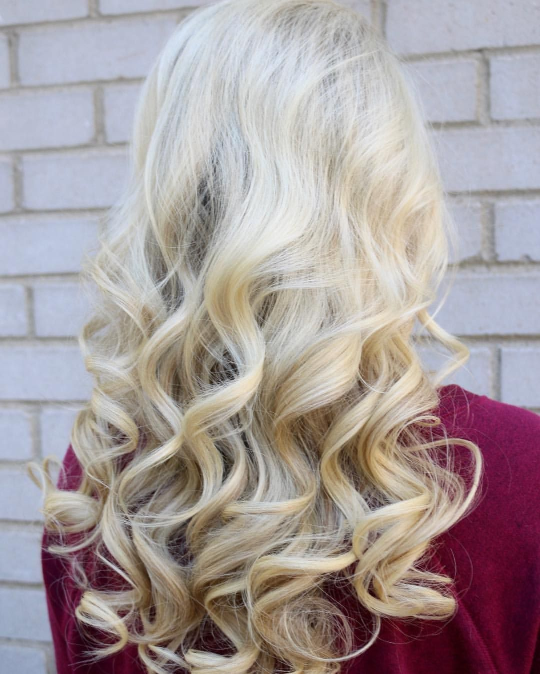 Bridal Curls I Wedding Hairstyle I Hairdreams Extensions ...