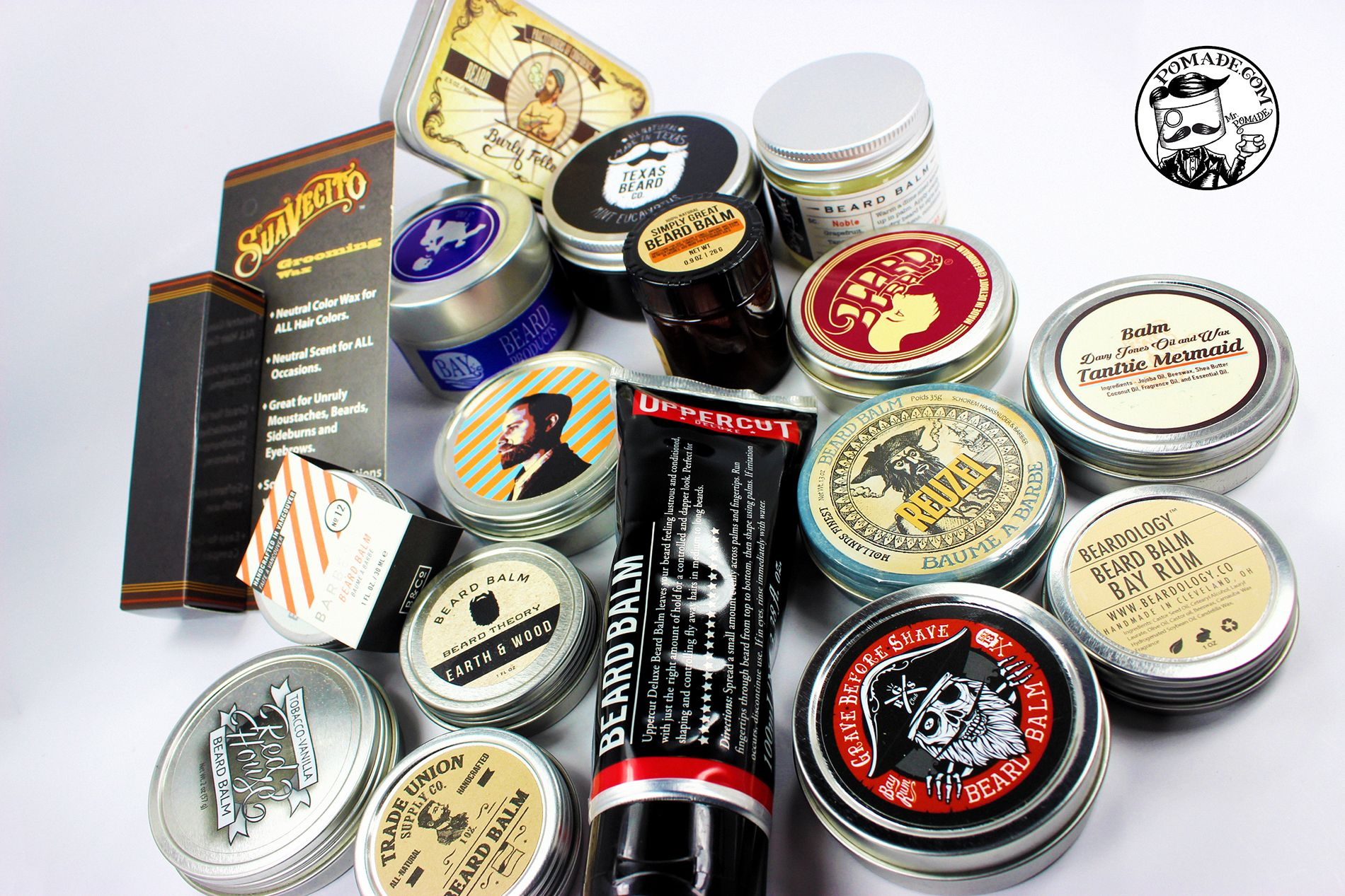 """Beard Balm da bang a dang diggy diggy diggy said the boogy said up jump the boogy."" -Kid Rock #beardbalm"