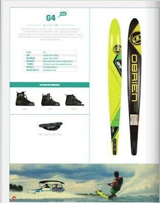Advertisement(eBay) Obrien G4 Slalom Ski