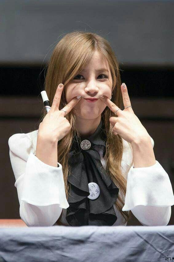 Cutie Chorong :3