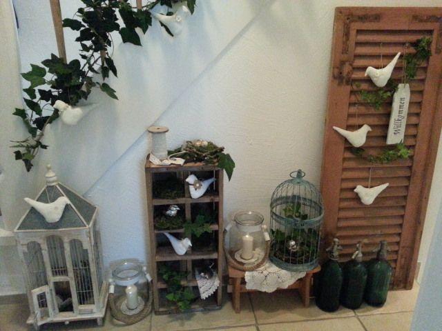 Shabby House and Garden: Alle Vöglein sind schon da...