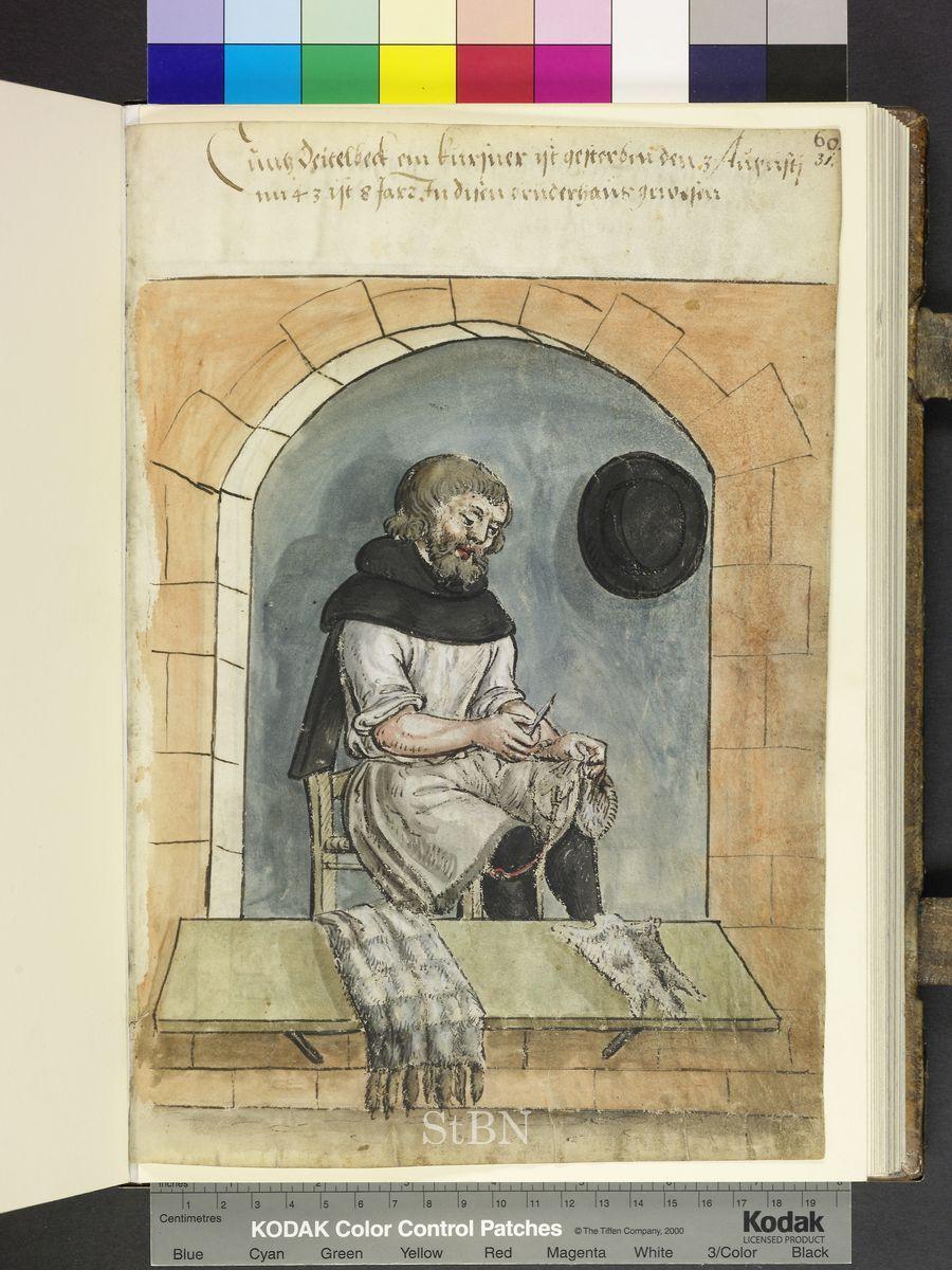 Amb. 279.2° Folio 31 recto