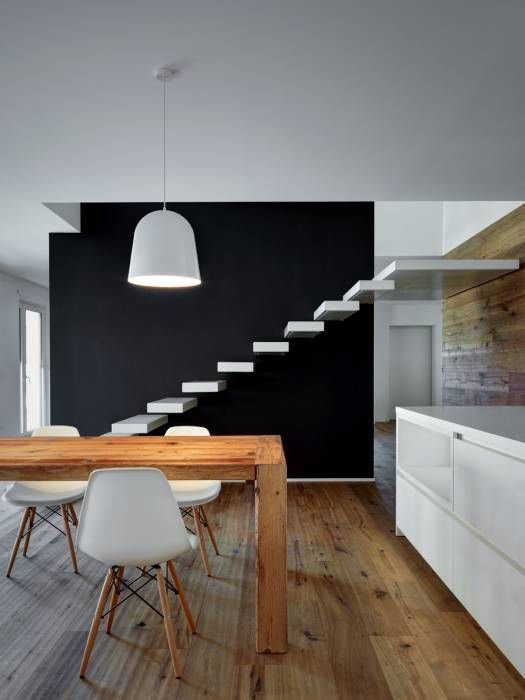 Progetto: Sala da pranzo in stile in stile Moderno di EV+A Lab Atelier d'Architettura & Interior Design