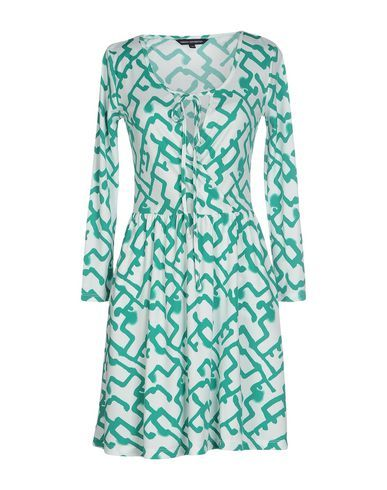 FRENCH CONNECTION Women's Short dress Green 4 US