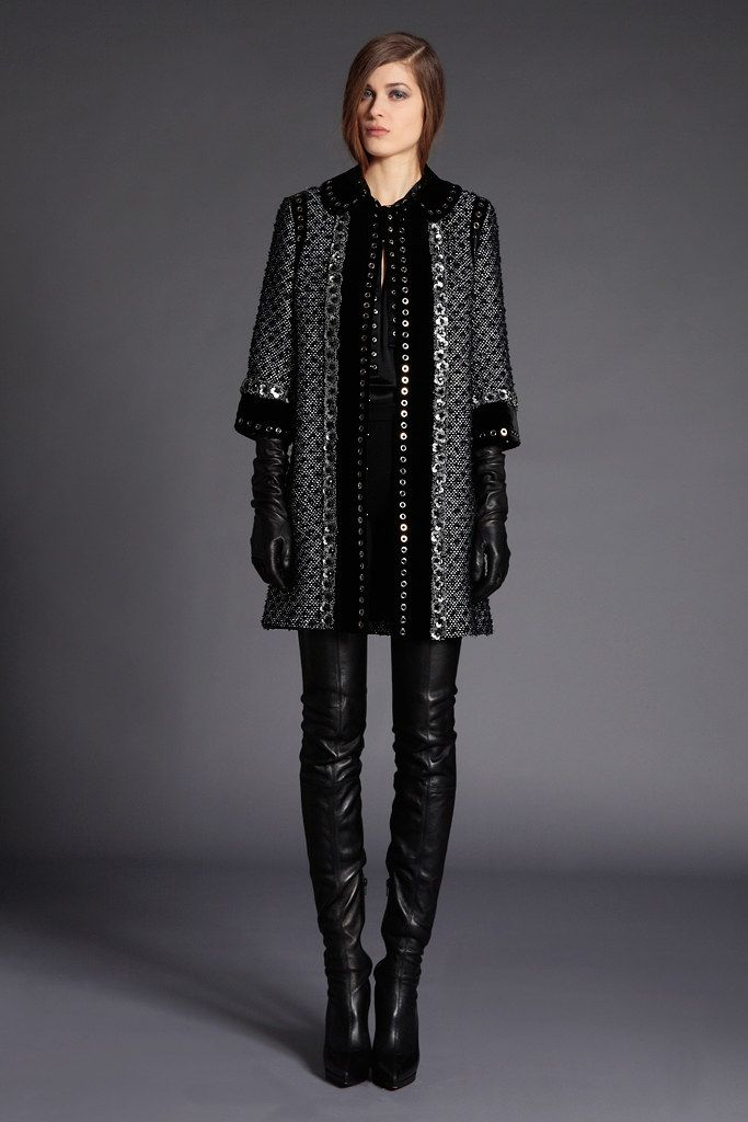 Andrew Gn Pre-Fall 2012 Fashion Show | Fashion, Clothes