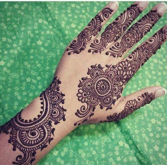 Some Hard Folks These Hand Henna Designs 2018 New Styles Are Only