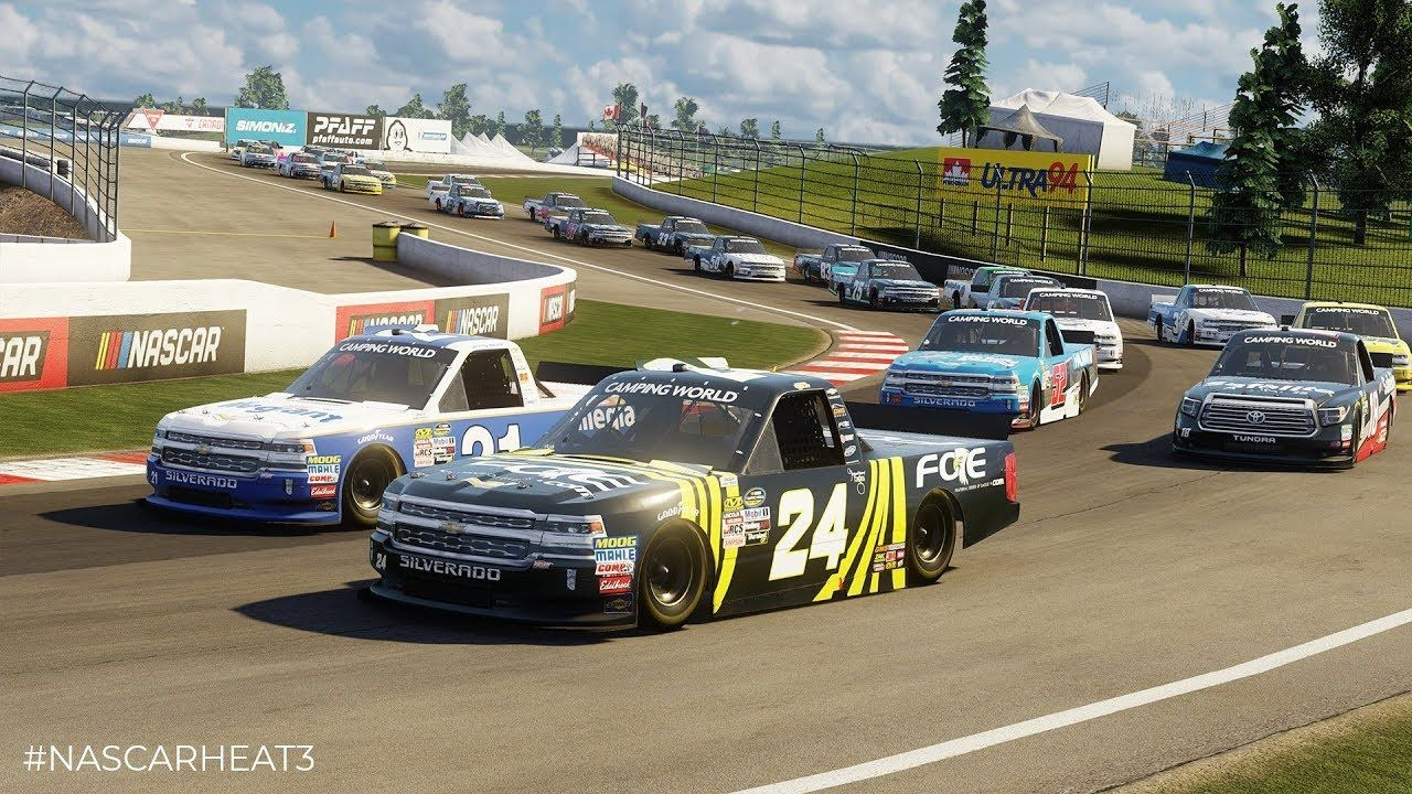 NASCAR The Game NASCAR The Game Inside Line Video