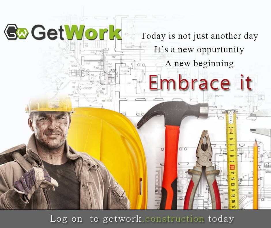 Get Exposure To Some Of The Best Construction Jobs In The Industry At Uk Http Www Getwork Construction A Site Construction Jobs Railway Jobs Jobs Uk