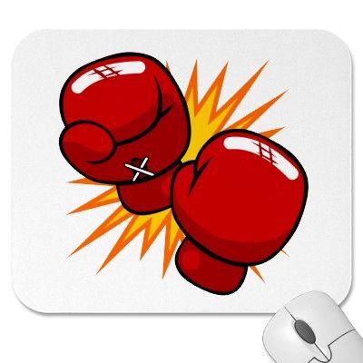 Cartoon boxing gloves vector magz free download vector graphics bbq pit trailer boxing - Dessin gant de boxe ...