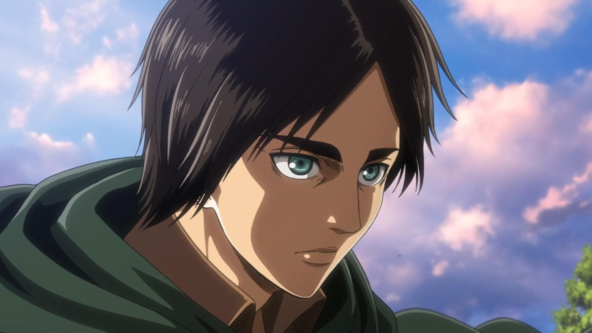 The Attack on Titan Finale Scene Shows The Growth Of Eren