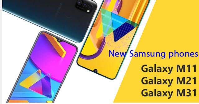 تسريبات جديدة عن هاتف سامسونج الجديد Galaxy M21 Samsung Phone Samsung Galaxy Galaxy