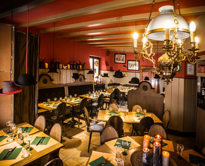 Restaurant Wistub Brenner Colmar Haut Rhin Colmar Restaurants Hotel